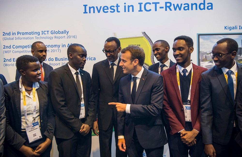Beaugas Orain DJOYUM à Emmanuel Macron : « Monsieur le Président, il est encore temps de sauver Digital Africa ! »